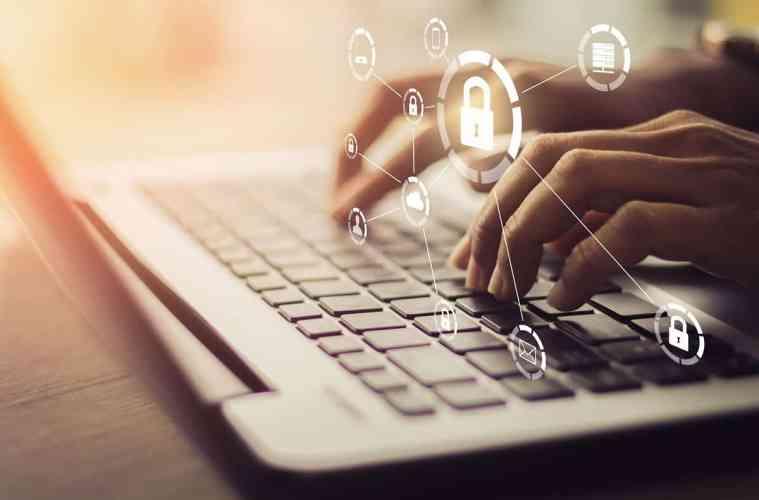 segurança de dados no Aegro