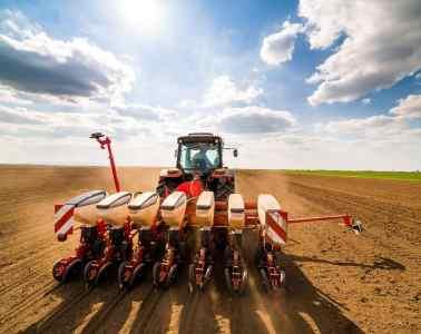 semeadora mecânica e pneumática