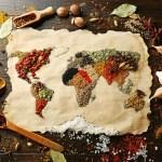 Como é a alimentação mundo afora?