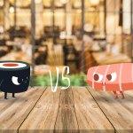 Sushi x Sashimi