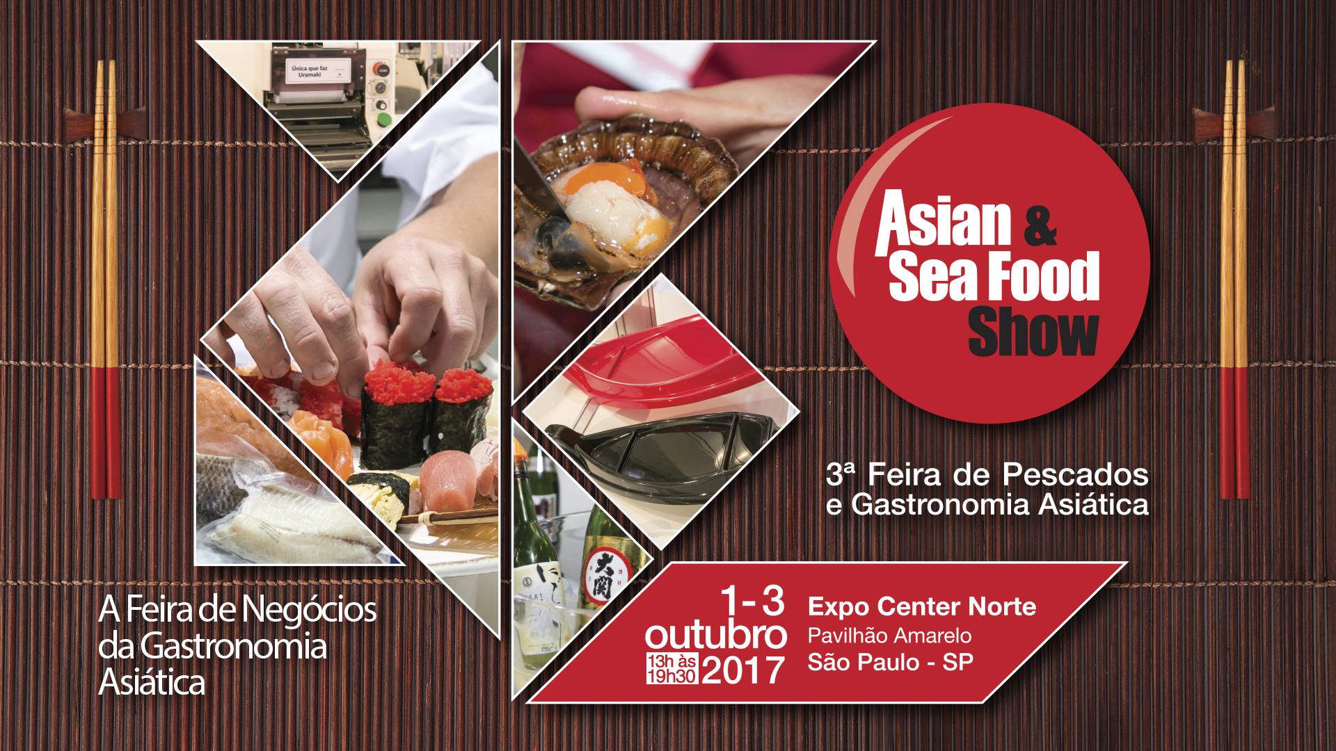 Evento Asian Sea Food Show 2017