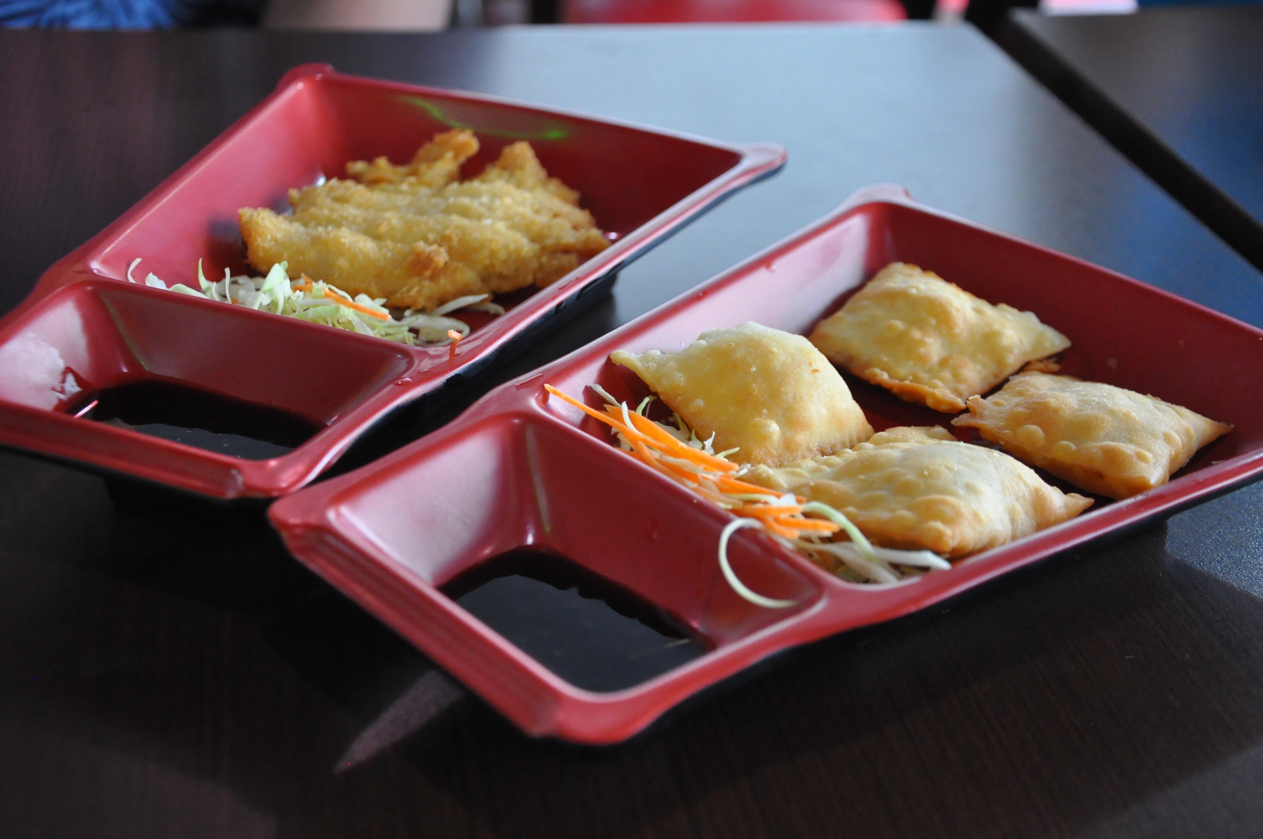 restaurante sampa sushi