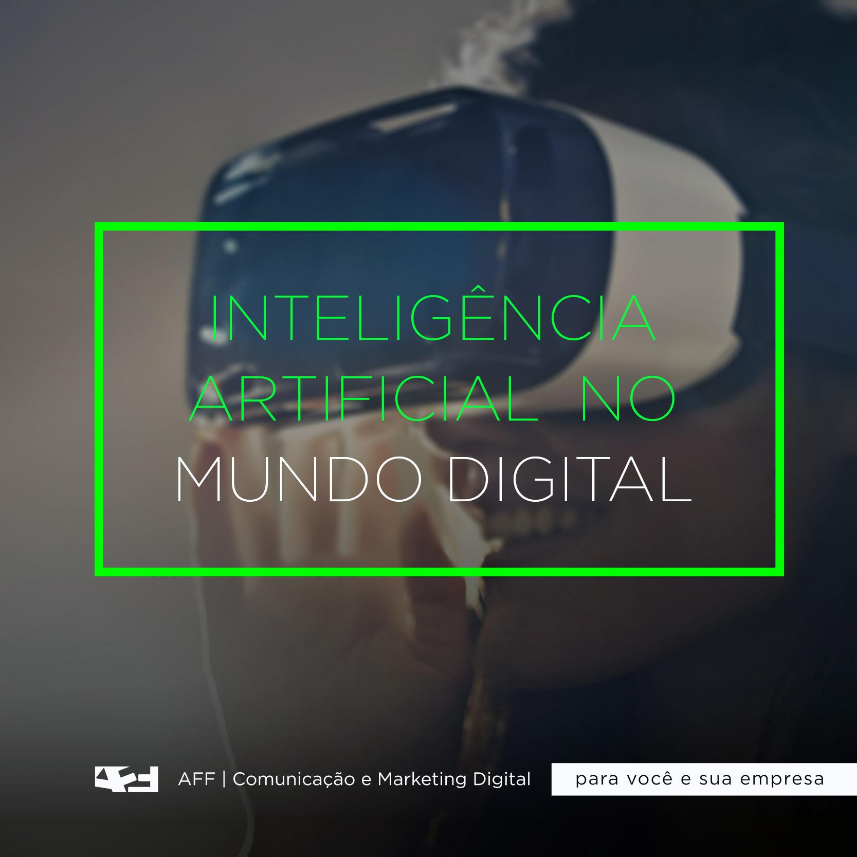 Inteligência artificial, o futuro agora é o nosso presente post thumbnail image