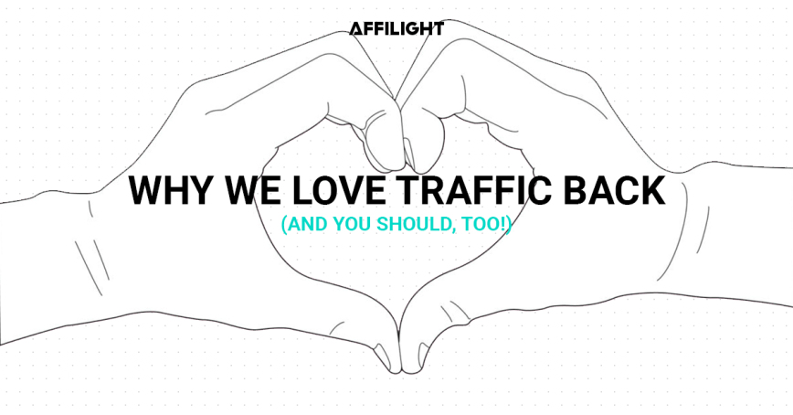 Website Traffic: Why We Love Traffic Back