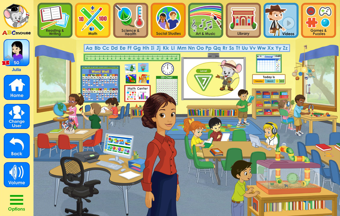 Abcmouse Early Learning Academy Adds 1st Grade