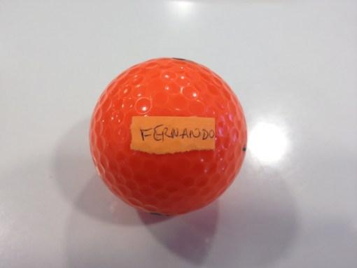 pelota de ejemplo
