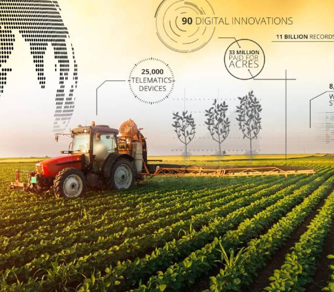 The Agricultural Sector in Sub-Saharan Africa: The New Digital Frontier