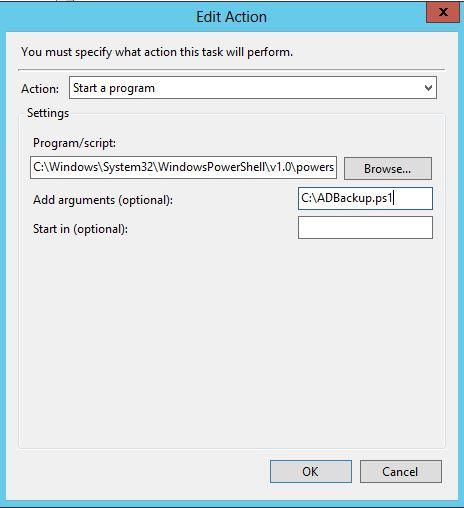Active Directory backup 2