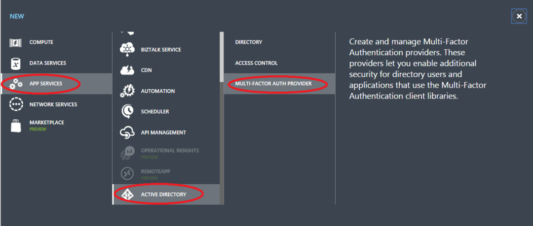 Azure Multi-Factor Authentication server 3