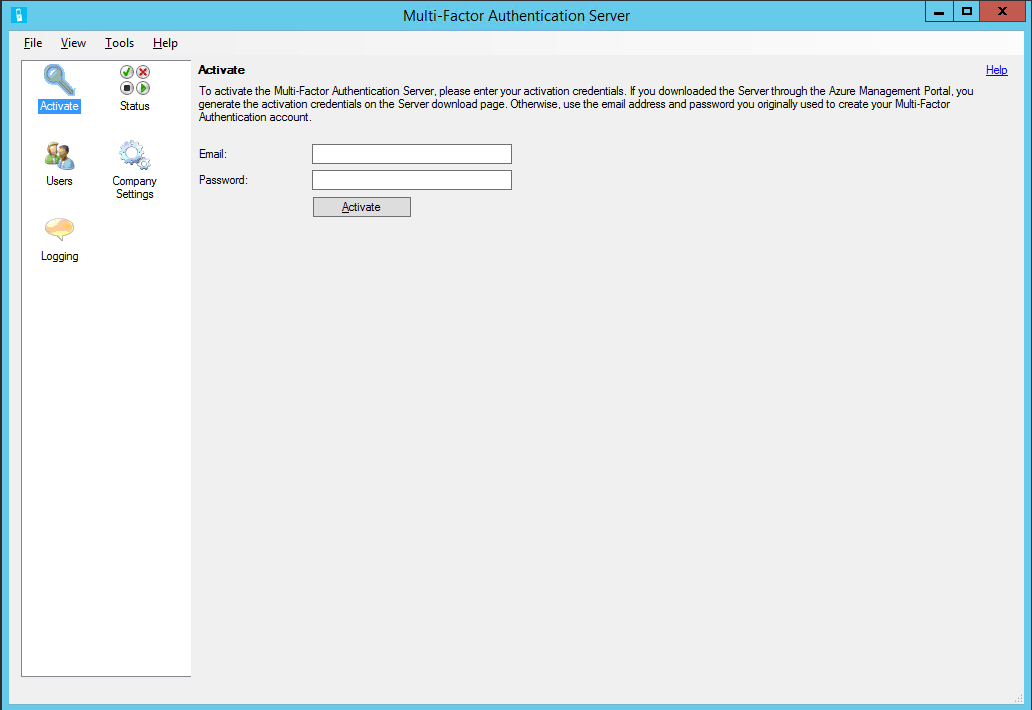 Azure Multi-Factor Authentication server 8