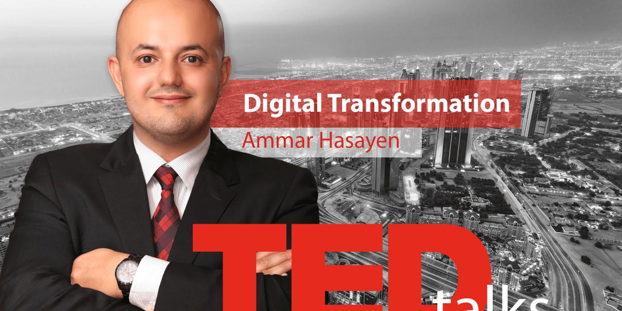 My 10 minutes TEDTalks – Digital Transformation