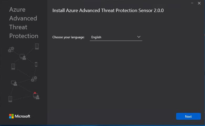 Azure advanced threat protection deployment 18