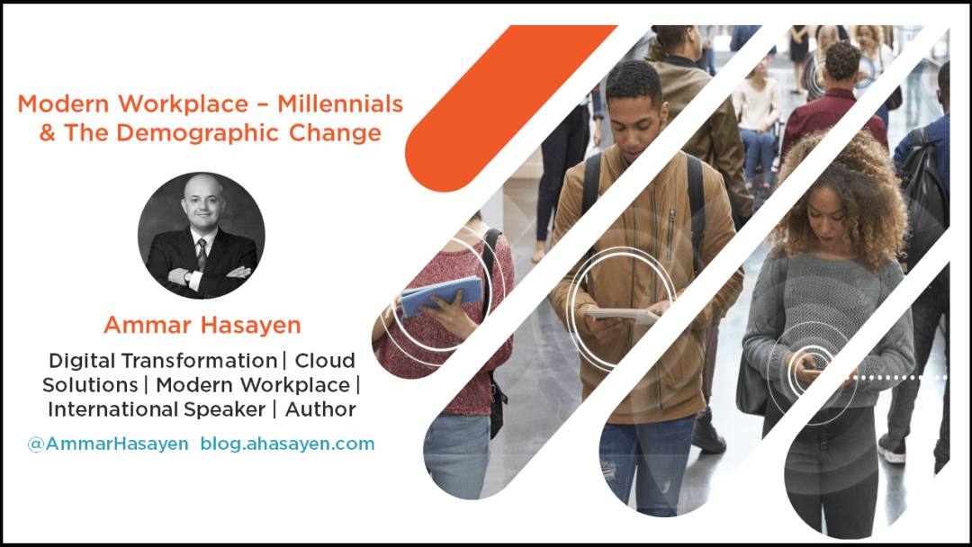 MILLENNIALS ARRIVAL AND THE EVOLUTION OF THE MODERN WORKPLACE 29