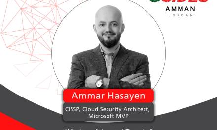 BSides Amman – Windows Advanced Threats