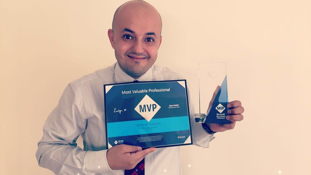 Become Microsoft MVP 4