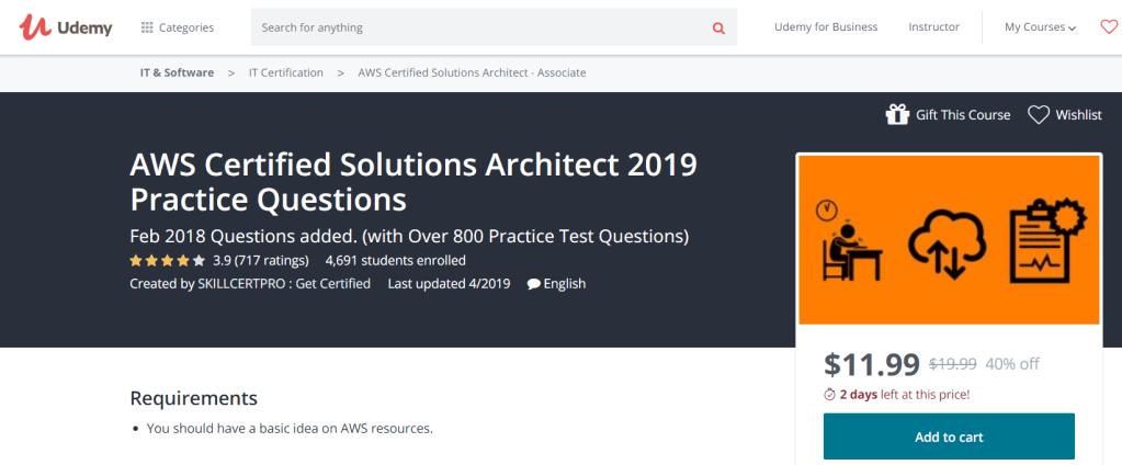 How I Passed AWS Solutions Architect Associate Exam | Ammar