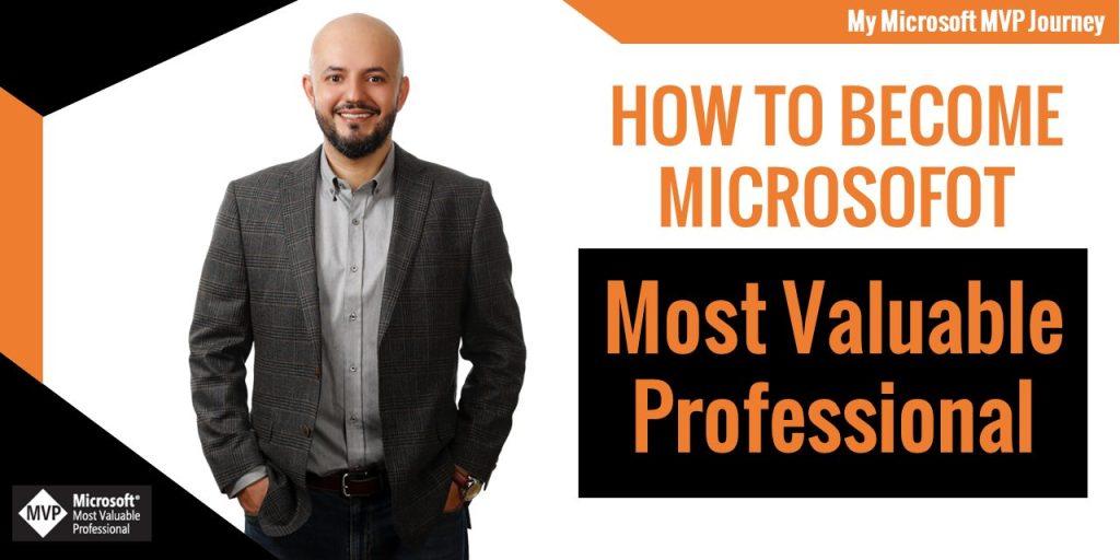 Become Microsoft MVP