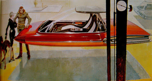 Car of the Future in 1965
