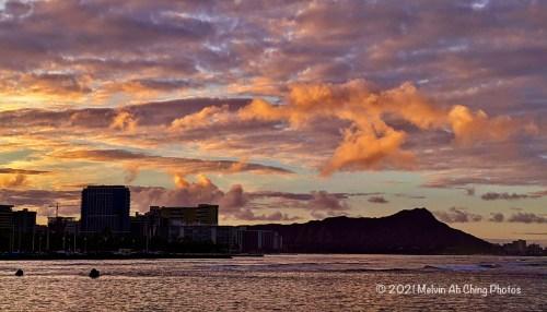 Sunrise Morning June 27