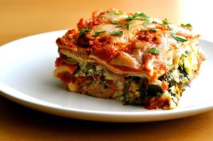 Roasted Veg Lasagna copy