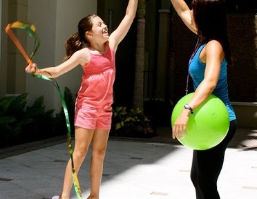 What motivates a child to be active? Try this.