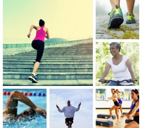 Setting a SMART Goal to Meet AICR's Physical Activity Recommendations