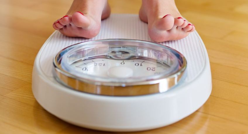 Frequent weighing, small changes, can help young adults avoid that creeping weight gain