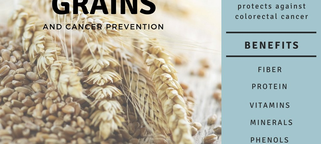 Whole grains: how much do you need for lower cancer risk?