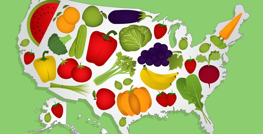 Few American adults meet fruit and veggie goals, raising cancer risk
