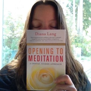 Meditation Diana Lang Aimee Cartier Blog