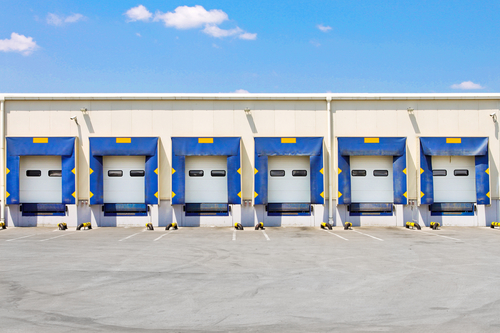 Using Air Curtains for Loading Docks  Commercial Air Doors