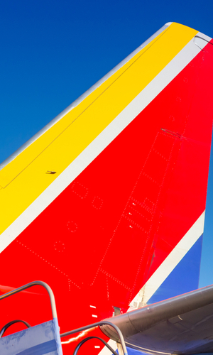 southwest livery tail