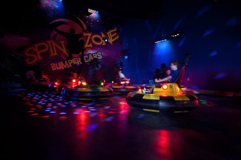 Laser Tag of Metaire, which also includes a rockin' Bumper Car ride