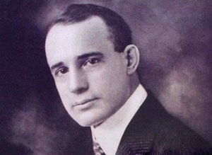 """Think and Grow Rich"" Author, a young NAPOLEON HILL"