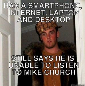 MikeChurchFacebookFunMeme