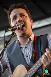 Jake Landry of Right Lane Bandits Records At Airlift Productions NOLA, December 2015