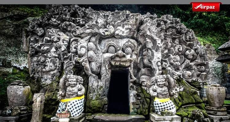 Berwisata Melalui Peninggalan Bersejarah di Goa Gajah Bali