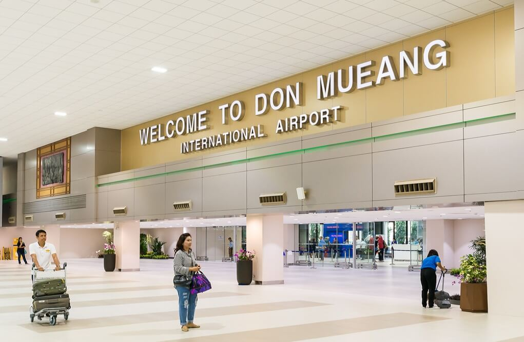 Cheap But Favorable Hotels Near Don Mueang Airport Airpaz Blog