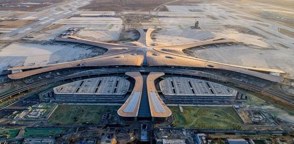 北京大興國際機場將於10月而獨立的   Airpaz Blog