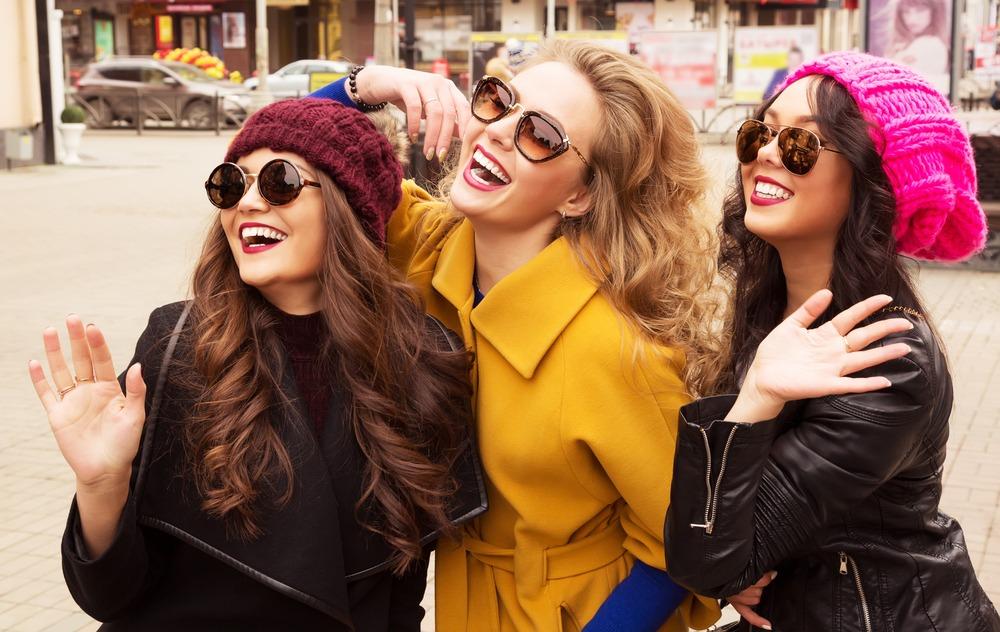 Girls Winter Fashion in Bangladesh