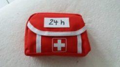 Foto einer 1.Hilfe Tasche