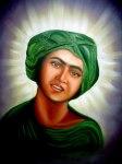 Versi berwarna Foto Nabi Muhammad dari Iran