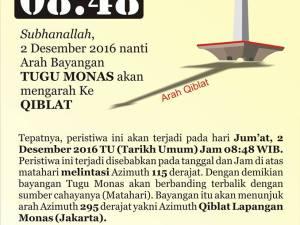 Foto: Aksi Bela Qur'an 3, Lautan Manusia di 212