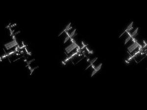 Foto-foto Stasiun Ruang Angkasa (ISS) dari Bumi