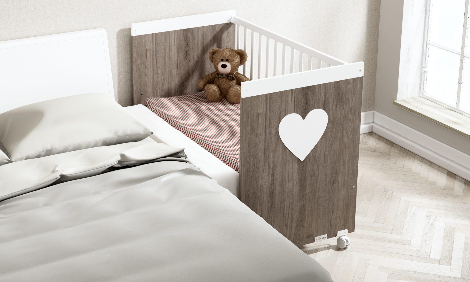 Cuna colecho para compartir cama con el beb  Blog