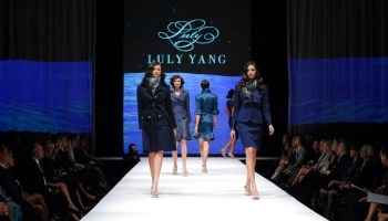 Flights Of Fashion Seattle Designer Luly Yang Undertakes A First Class Redesign Of Alaska Airlines Fleet Of Uniforms Alaska Airlines Blog