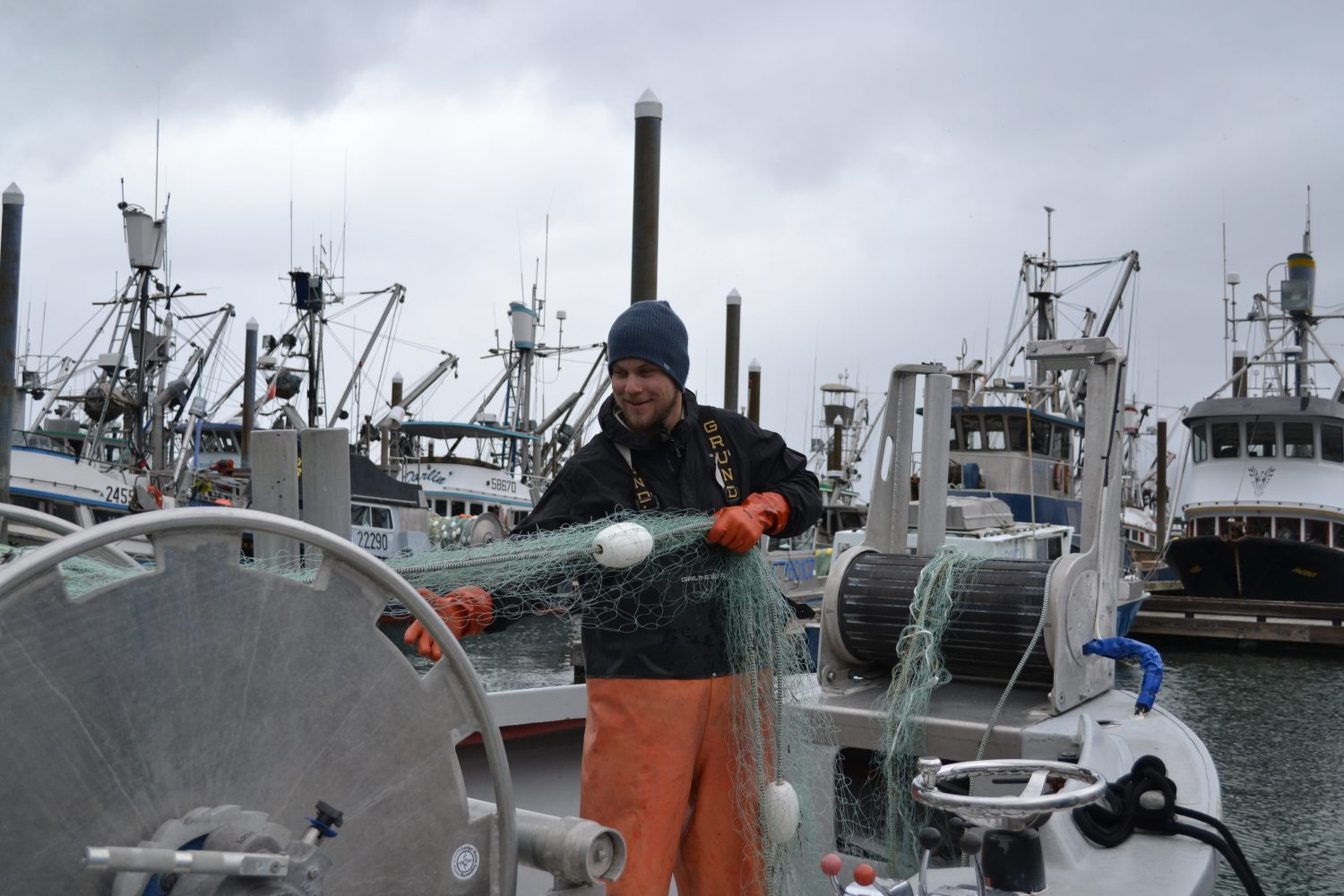 An Alaska State Fishing Tradition On The Copper River