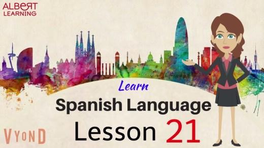 Learn Spanish Vocabulary online. Spanish to English easy translation.