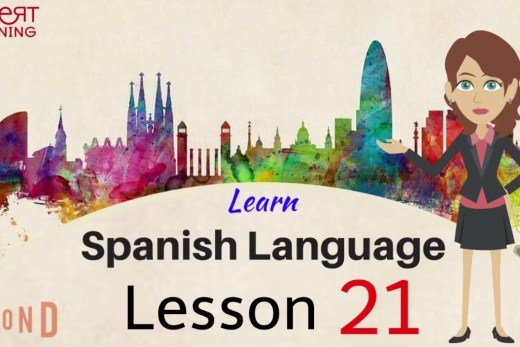 Learn Spanish Vocabulary online. Spanish to English easy translation.