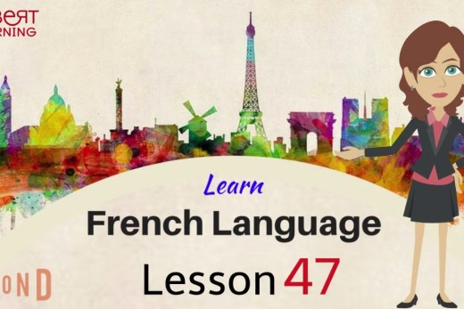 Learn French vocabulary in conversation online.